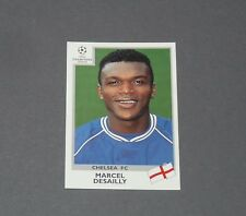 275 DESAILLY FRANCE CHELSEA BLUES PANINI FOOTBALL CHAMPIONS LEAGUE 1999-2000