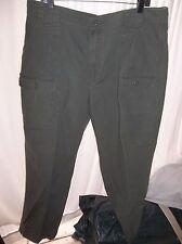 Cabela's Men's Size 38 Reg. Olive Green Carpenter Pants NICE!
