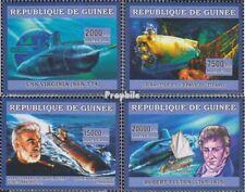 Guinee 4417-4420 postfris MNH 2006 Vervoer: Navigatie