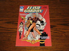 DC Comics - FLASH GORDON #1 Comic!!  1988  Glossy VF
