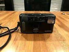 New ListingOlympus Infinity Jr. 35mm Point & Shoot Film Camera