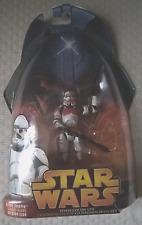 """Star wars Figure Shock Trooper 2005 """"packaging error"""" clone trooper europe"""
