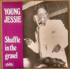 New ListingYoung Jessie Shuffle In The Gravel Lp R&B Soul Blues Mr R&B Sweden