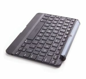 Zaggkeys Quick Snap Keyboard for Apple iPad Mini | Ultra Thin, Backlit Keys