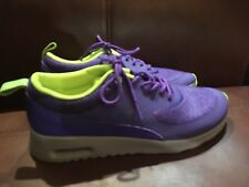 Nike 616723 501 Nike Air Max Thea Sz 7.5 Purple Training And Running Shoes