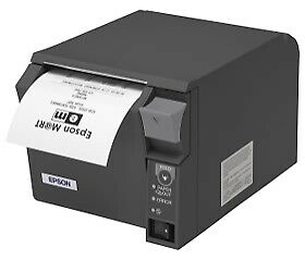 Epson Thermal Receipt Printer With Dual Parallel/ Usb Interface, With Power S...