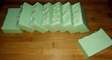 PEACEFUL PATCHOULI--Cottage Farms Shea Butter Soap Handmade 3 Pound Loaf