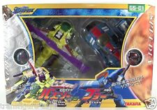 TAKARA TRANSFORMERS GALAXY FORCE CYBERTRON GS-01 BUZZSAW US BLUR MISC brand new