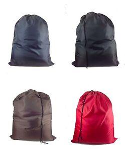 Nylon Laundry Bag Assorted Color Heavy Duty Jumbo Size