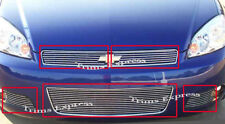 2006-2009 Chevy Impala SS/LT Billet Grille-Combo 2008