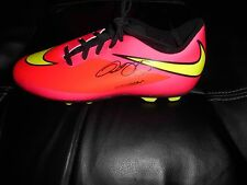 Retired Players G Signed Football Boots