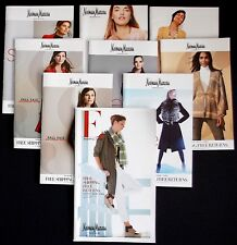 Lot 9 Neiman Marcus Catalogs 2015 - 2016 Fashion Reseller Look Book