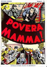 """[454] ALBI INTREPIDO ed. Piacentini 1939 Ristampa """"Povera mamma"""" stato Ottimo"""