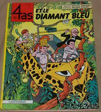 LES AS -17- / Les 4 as et le diamant bleu / EO 1979 / M+