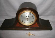 New ListingAntique Seth Thomas Gong Mantel Clock With Key 89 movement