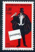STAMP / TIMBRE FRANCE NEUF N° 3028 ** CELEBRITE / HEROS DE ROMANS FANTOMAS