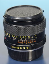 Yashica Contax 28mm/2.8 Wide obiettivo wide angle lens objectif - (41022)