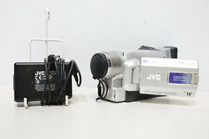 JVC GR-DVL157E Camcorder Mini DV Digital Tape VIDEO CAMERA Bundle + Charger -210