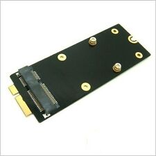 Mini SATA mSATA SSD to MACBOOK PRO Retina A1398 A1425 Adapter MC975 MC976 ME662