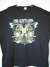 NEW - JOB FOR A COWBOY BAND / CONCERT / MUSIC T-SHIRT EXTRA LARGE