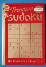 Kelter Premium Sudoku GOLD  Nr.9 NEU+unbenutzt 1A