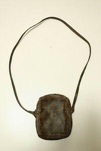 Authentic Louis Vuitton  Monogram Mini Danube Shoulder Bag Cross Body #7531