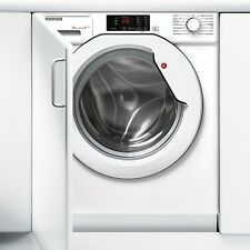 Hoover HBWM814D-80 A+++ Rated 8Kg 1400 Spin Fully Integrated Washing Machine New