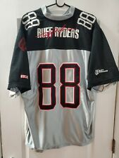 Rare Vintage Ruff Ryders Jersey Size Xl - Dirty Denim - Ryde or Die Embroidered