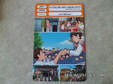 CARTE FICHE CINEMA 2011 LA COLLINE AUX COQUELICOTS