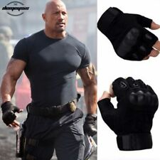 Half Finger Tactical Gloves Military Airsoft Hunting Assault Combat Tactical