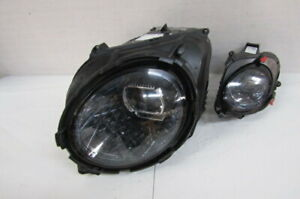 2018 BENTLEY CONTINENTAL GT OEM LEFT XENON HID HEADLIGHT SET T1