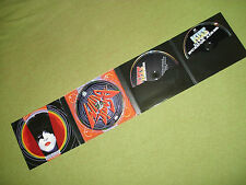 KISS SONIC BOOM 2009 DIGIPACK WITH BONUS Audio CD and DVD live a Buenos Aires