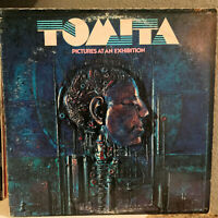 """TOMITA - Pictures At An Exhibition - 12"""" Vinyl Record LP - EX"""