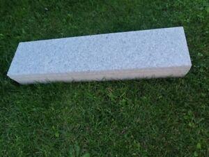 Rasenkante, Beeteinfassung, Rasenkantensteine,Mähkante,Baumeinfassung, Granit