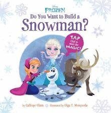 Do You Want To Build A Snowman? (Disney Frozen) Free Shipping!