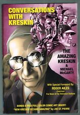 Conversations with Kreskin by The Amazing Kreskin and Michael McCarty (2012,...