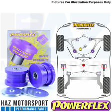 Powerflex Rear Shock Absorber Top Mounting Bushes For Fiat 500 2007- Inc Abarth