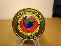 USMC Marine Corps Air Ground Task Force Training Command Challenge Coin #7727
