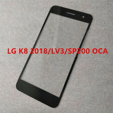 """Front Outer Screen Glass Lens For LG K8 2018 Aristo 2 SP200 5.0"""" Metro PCS"""