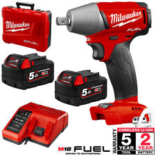 Milwaukee 2755-22 M18 volt 1/2 inch Fuel  Impact Wrench  brand new  M18FIWP12-0