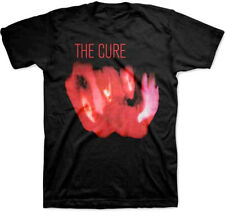 The Cure-Pornography Album Cover-X-Large Black T-shirt