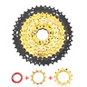 Bolany 9 Speed Mountain Bike Cassette Freewheels 25T/28T/32T/36T/40T/42T/46T/50T