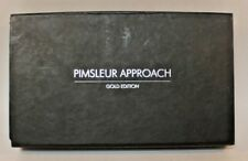 Pimsleur Approach Gold edition - German I