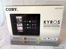 "9,7"" Coby Kyros mid9742 Tablet PC, 1 GHz, 1gb di RAM, HDD 8gb, WLAN, Android 4.0 NUOVO"