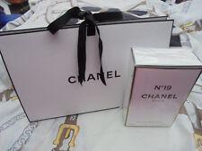CHANEL No 19 mit 100 ml EAU DE PARFUM EDP in Geschenkverpackung OVP
