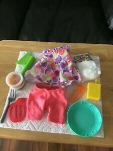 Baby Alive Dress and Accessories