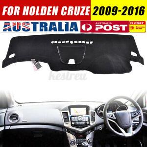 AU For Holden Cruze 2009-2016 Dashboard Sun Cover Carpet Dashmat Dash Mat Pad й