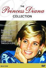 The Princess Diana Collection (DVD, 2007, 3-Disc Set)