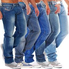Diesel Jeans Larkee Regular Straight blau L30 L32 L34 L36 NEU - WOW