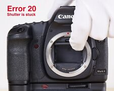 Canon EOS 5D Mark II Camera Body- For Parts or Repair. Cosmetically Very Good!!!